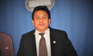 Ketua Prodi Ilmu Politik FISlP UKI, Sidratahta Mukhtar/Foto nusantaranews (Istimewa)