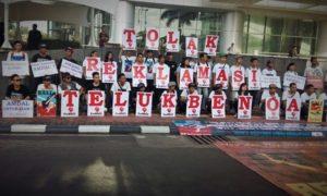LBH SekBeR Siap Bela Aktivis forBali yang Dipolisikan Pospera/foto nusantaranews via okezone