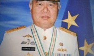 Laksda TNI (Purn) Soleman B. Ponto/Foto nusantaranews (Istimewa)