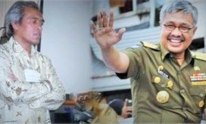 Laode Ida dan Nur Alam/Ilustrasi foto nusantaranews