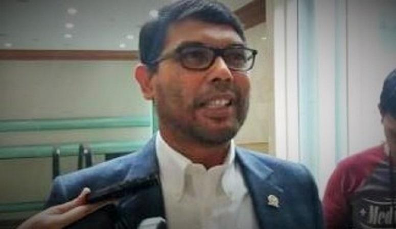 Legislator daerah pemilihan Nangroe Aceh Darussalam (NAD) Nasir Djamil/foto nusantaranwes via lintasnasional