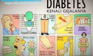 Mengenal Lebih Dekat Diabetes Mellitus (DM)/ilustrasi nusantaranews