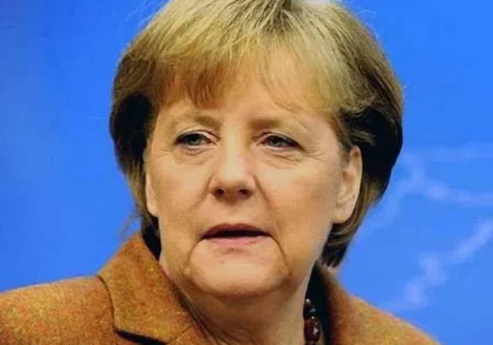 Kanselir Jerman Angela Merkel/Foto Istimewa