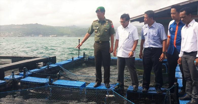 Pangdam Pattimura, Mayjen TNI Doni Monardo