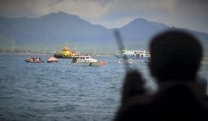 Patroli bersama di Laut Suhu antara Indonesia, Malaysia, dan Filipina/Foto nusantaranews via rimanews