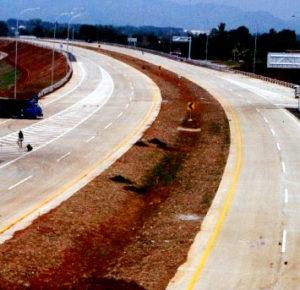 Pembangunan Jalan di maluku