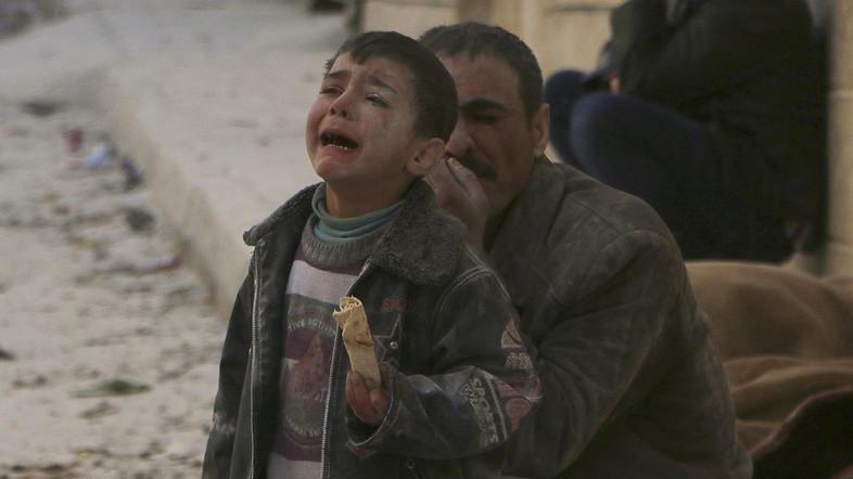 Perang Suriah/foto Ilustrasi