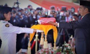 Perayaan Hut RI ke 71 di istana Berpotensi rugikan keuangan negara/Foto nusantaranews (Istimewa)