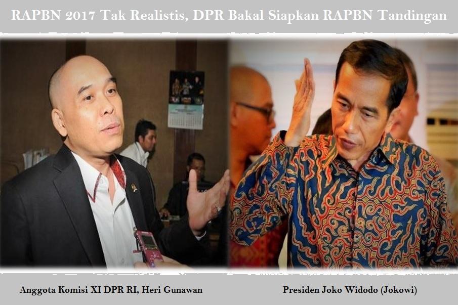 Persoalan RAPBN 2017 yang tak Realistis/Ilustrasi foto nusantaranews
