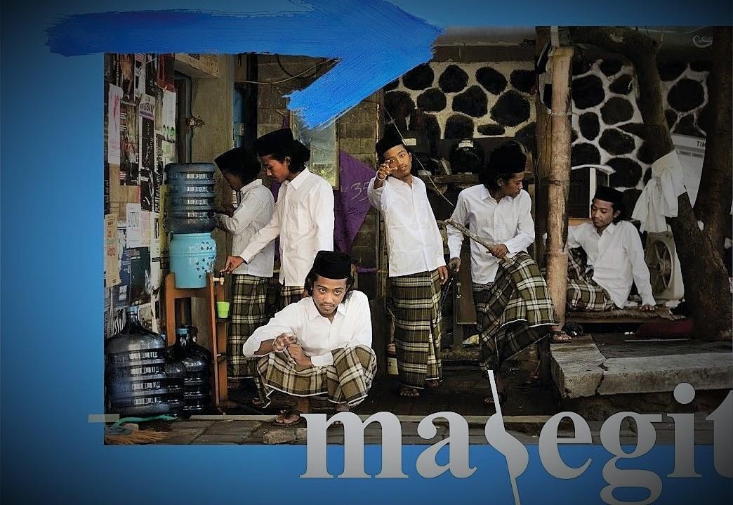 Poster Teater Masegit/Ilustrasi nusantaranews (istimewa)