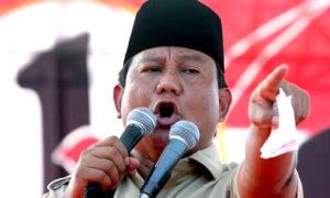 Prabowo Subianto/Foto: IST