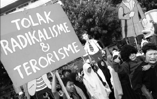 Tolak Radikalisme-Terorisme (Istimewa)
