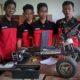 Robot Jihandak karya Pelajar dari Sukabumi/Foto nusantaranews via metropolitan