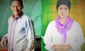 Sandiaga Uno - Luluk Hamidah/Ilustrasi Foto nusantaranews