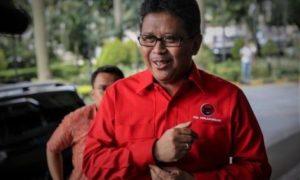 Sekjen PDIP Hasto Kristianto/Foto nusantaranews via liputan6