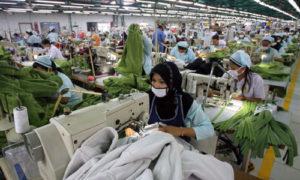 Ilustrasi industri tekstil/Foto: Istimewa