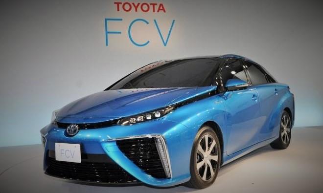 Toyota kembangkan mobil Hidrogen dan Listrik/Foto nusantaranews (Istimewa)