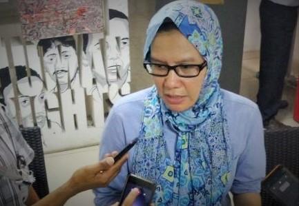 Wakil Koordinator Bidang Advokasi KontraS, Yati Andriyani/Foto nusantaranews
