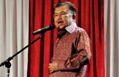 Wakil Presiden RI Jusuf Kalla/Foto nusantaranews via republika