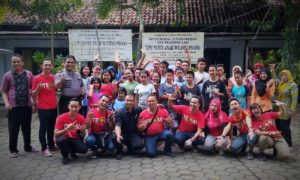 Whiz Hotel Yogyakarta Gelar Kegiatan Sosial/Foto nusantaranews/rian