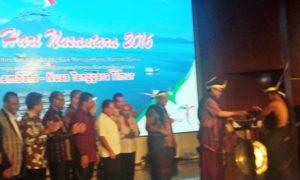 peluncuran Hari Nusantara 2016/Foto nusantaranews