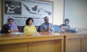 Diskusi publik FDS, di Kantor YLBHI/Foto nusantaranews/Fadilah
