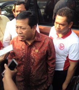 Ketua Umum Partai Golkar Setya Novanto/Nusantaranews Foto/Deni Muhtarudin