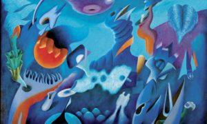 Makhfoed (Surabaya), Perjalanan 419, 150 x 190 cm, oil on canvas, 2008/Istimewa