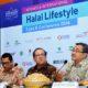 Konferensi Pers Indonesia International Halal Lifestyle Expo & Conference (IIHLEC) 2016 di Jakarta, Rabu sore (28/9)/Foto: Dok. Kemenperin