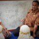 Anies Baswedan bersama siswa di Kampung Matematika/Foto istimewa