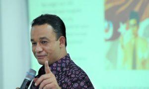 Anies Baswedan sebagai Pendidik/Foto istimewa