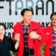 Basuki Tjahaja Purnama (Ahok) dan Djarot Saiful Hidayat melakukan pendaftaran di Kantor KPUD/Foto via poskota