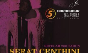 Borobudur Writers & Cultural Festival 2016/Ilustrasi Istimewa