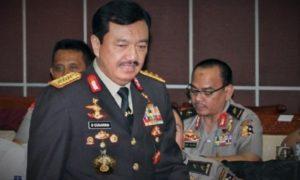 Budi Gunawan Saat Jalani Uji Kelayakan Calon Kepala BIN/Foto nusantaranews/ahmad