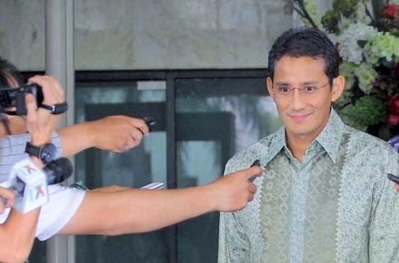 Cawagub Sandiaga Uno/Foto via: viva.co.id