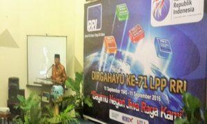 Dirgahayu Ke 71 LPP RRI Malang/Foto Istimewa (rri)