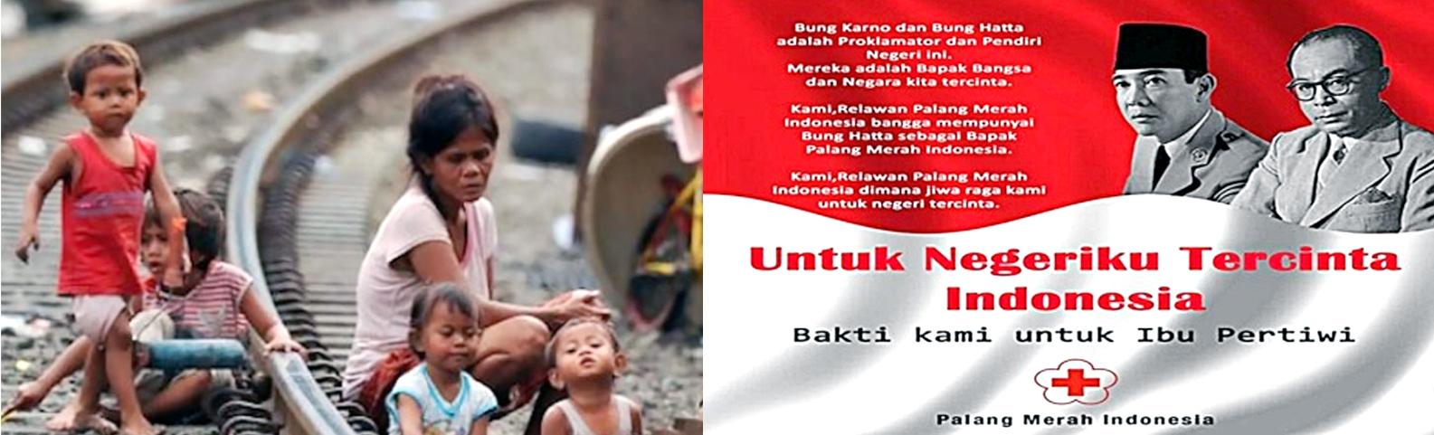 HARI PMI (Palang Merah Indonesia). Ilustrasi/Istimewa/NusantaraNews.co