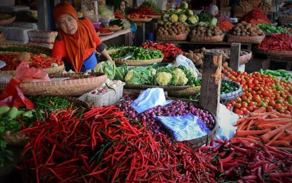Ilustrasi acuan harga pangan 2016/Foto nusantaranews via antarafoto