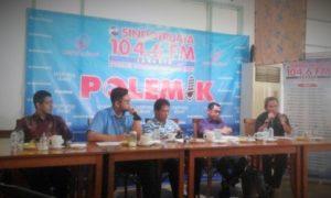 "diskusi publik bertema ""Geger Tax Amnesty""/Foto nusantaranews/Fadilah"