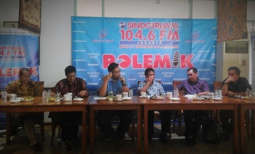 "Diskusi ""Geger Tax Amnesty""/Foto nusantaranews/Fadilah"