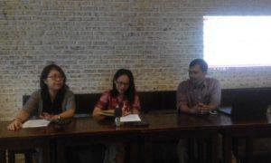diskusi publik bertema 'Mungkinkah Jakarta Bebas Sampah 2020?'/Foto Nusantaranews/Fadilah