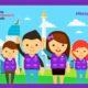 Poster Pengukuhan Pasukan Ungu dalam Mewujudkan Jakarta Ramah Lansia dan Demensia, Bulan Alzheimer Dunia 2016/Foto Fits