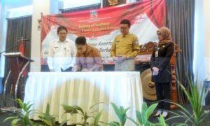 KemenPPA dan Kemendagri Lakukan Penandatanganan MoU/Foto Fadilah/nusantaranews