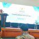 Wakil Ketua Umum Kadin Indonesia Bidang Perdagangan, Benny Soetrisno di Gedung Smesco Jakarta, Selasa (27/9/2016)/Foto Andika/Nusantaranews