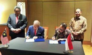 Indonesia-Malaysia Tanda Tangani Kerjasama Penempatan TKI melalui Sistem Satu Channel/Foto dok. Naker