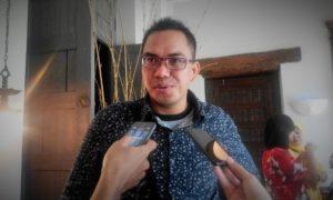 Sekjen Jaringan Masyarakat Gambut Riau, Isnadi Esman/Foto nusantaranews/Fadilah