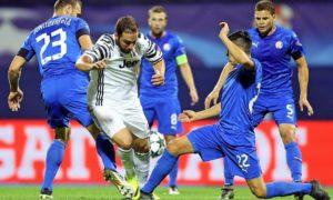 Juventus Pesta Gol di Markas Dinamo Zagreb/Foto sport venue