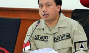 Kepala Pusat Data, Informasi dan Humas BNPB Sutopo Purwo Nugroho/Foto: sayangi.com