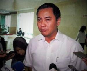 Ketua DPD Golkar DKI Jakarta, Fayakhun Andriadi/Foto nusantaranews