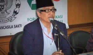 Ketua Dewean Harian Daerah 45 Jakarta, Pandji R Hadinoto/Foto nusantaranews (Istimewa)